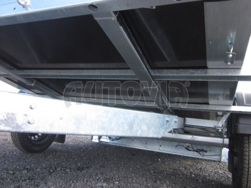 Sklopný přívěs za osobní auto PZ 1,3T 3,00x1,65 skl č.21