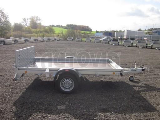 Sklopný přívěs za osobní auto PZ 1,3T 3,00x1,65 skl č.26
