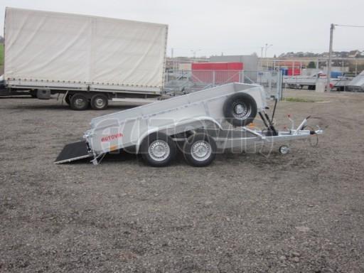 přepravník mechanizace hydraulicky sklopný BT 2,7T 3,14x1,70/0,35* č.2