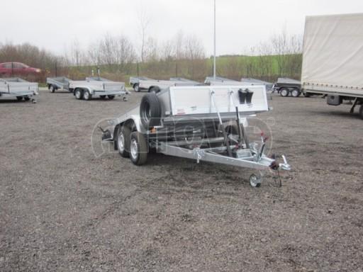 přepravník mechanizace hydraulicky sklopný BT 2,7T 3,14x1,70/0,35* č.3