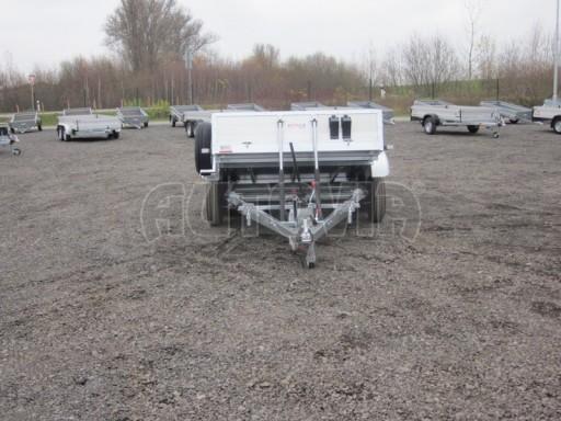 přepravník mechanizace hydraulicky sklopný BT 2,7T 3,14x1,70/0,35* č.5