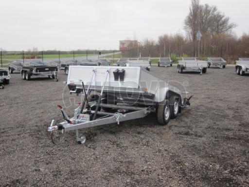 přepravník mechanizace hydraulicky sklopný BT 2,7T 3,14x1,70/0,35* č.6