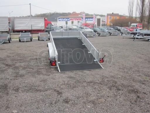 přepravník mechanizace hydraulicky sklopný BT 2,7T 3,14x1,70/0,35* č.10