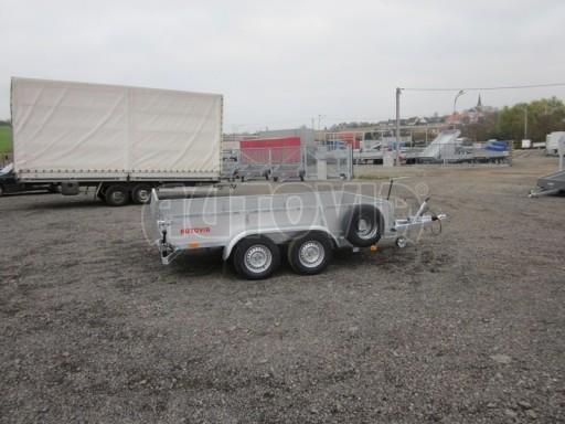 přepravník mechanizace hydraulicky sklopný BT 2,7T 3,14x1,70/0,35* č.16
