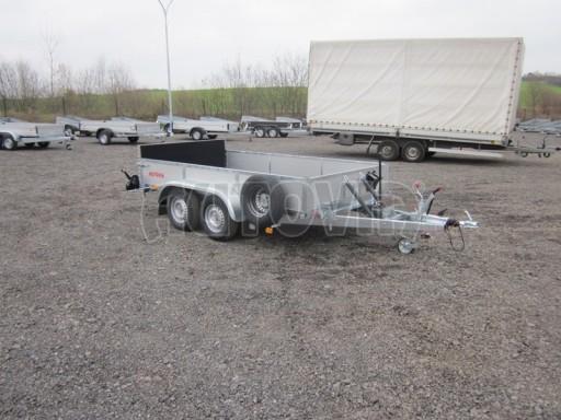 přepravník mechanizace hydraulicky sklopný BT 2,7T 3,14x1,70/0,35* č.17