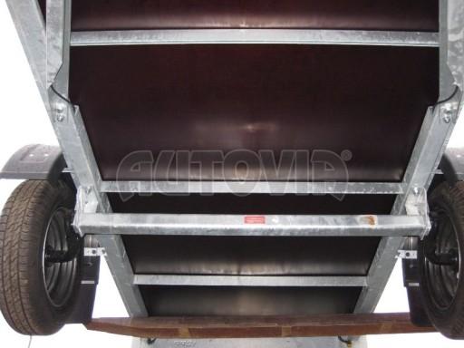 Přívěsný vozík za osobní auto PV 750kg 2,1x1,28/0,30 č.5