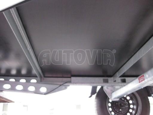 Přívěsný vozík za osobní auto PV 750kg N1 2,1x1,28/0,30 č.3