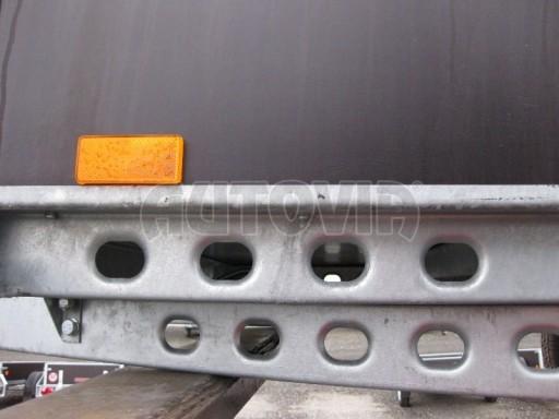 Přívěsný vozík za osobní auto PV 750kg N1 2,1x1,28/0,30 č.4