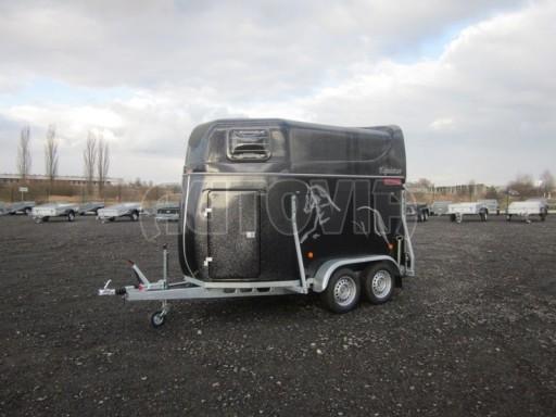 Přívěs na koně celolaminátový Lodestar Premium black 2,0T NEW č.2