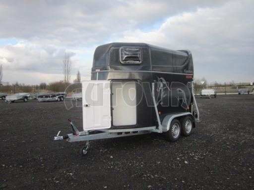 Přívěs na koně celolaminátový Lodestar Premium black 2,0T NEW č.3