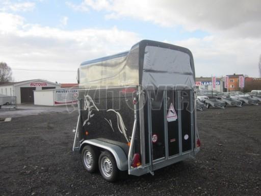 Přívěs na koně celolaminátový Lodestar Premium black 2,0T NEW č.6