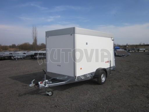 Skříňový vozík s hliníkovým víkem ZV 31 1,3T B1 O 3,01x1,54/1,67* č.5