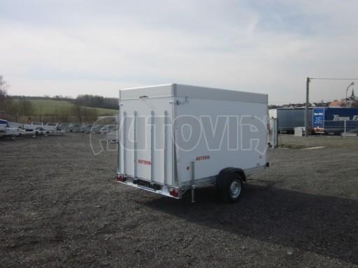 Skříňový vozík s hliníkovým víkem ZV 31 1,3T B1 O 3,01x1,54/1,67* č.6