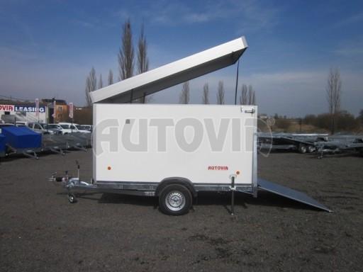 Skříňový vozík s hliníkovým víkem ZV 31 1,3T B1 O 3,01x1,54/1,67* č.7