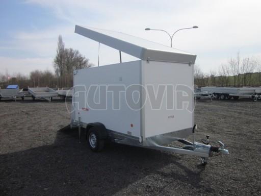 Skříňový vozík s hliníkovým víkem ZV 31 1,3T B1 O 3,01x1,54/1,67* č.8