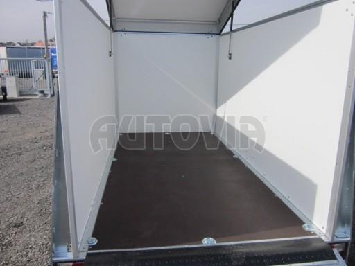 Skříňový vozík s hliníkovým víkem ZV 31 1,3T B1 O 3,01x1,54/1,67* č.9