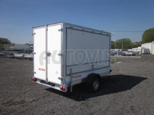 Skříňový přívěs za osobní auto ZV 31 750kg N1 3,01x1,55/1,80** č.4