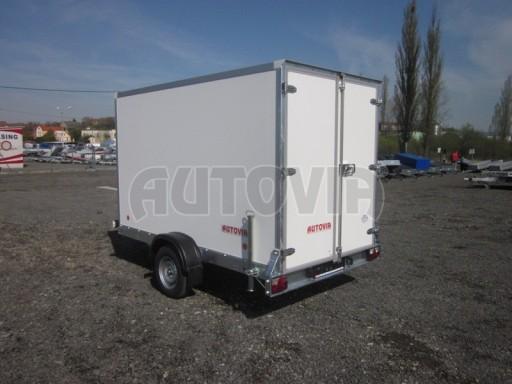 Skříňový přívěs za osobní auto ZV 31 750kg N1 3,01x1,55/1,80** č.5