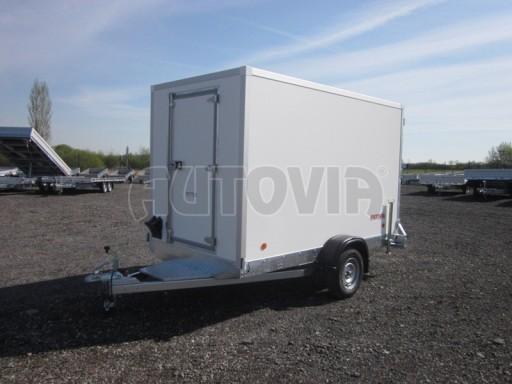 Skříňový přívěs za osobní auto ZV 31 750kg N1 3,01x1,55/1,80** č.2