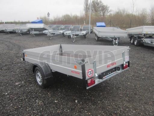 Přívěsný vozík za osobní auto ZV 30 ALU 750kg N1 3,00x1,31/0,35** č.5