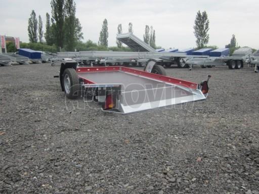 sklápěcí přívěs HS 750kg 2,72x1,61 č.7