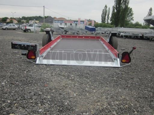 sklápěcí přívěs HS 750kg 2,72x1,61 č.9