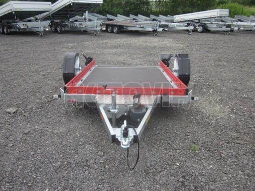 sklápěcí přívěs HS 750kg 2,72x1,61 č.12