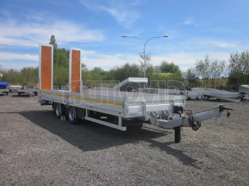Vzduchem brzděný tandemový přepravník AVG 18T 7,50x2,48/0,40 č.3