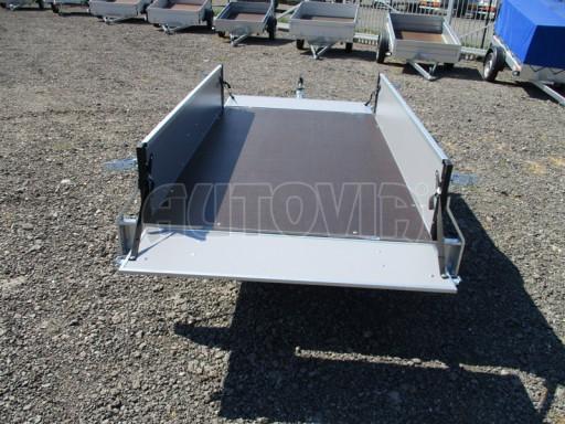 Přívěs s vysokou konstrukční nosností ZV 23 N1 2,06x1,24/0,35 POČ č.9