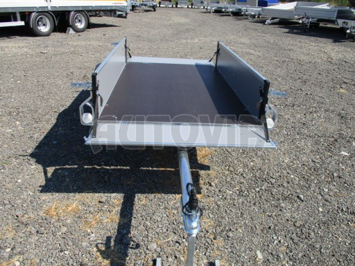 Přívěs s vysokou konstrukční nosností ZV 23 N1 2,06x1,24/0,35 POČ č.3