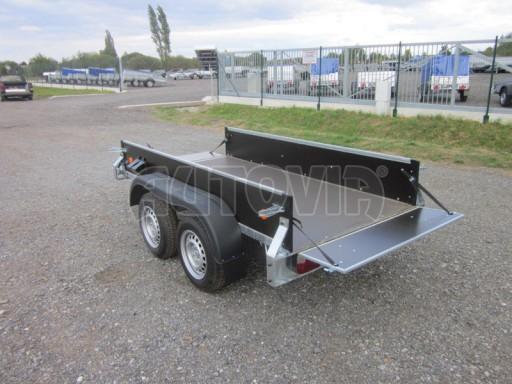 Přívěsný vozík za osobní auto ZV 26 2,0T B2 2,50x1,24/0,35 POČ* č.2