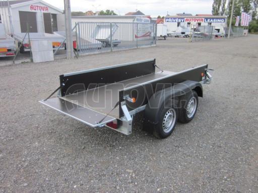 Přívěsný vozík za osobní auto ZV 26 2,0T B2 2,50x1,24/0,35 POČ* č.4