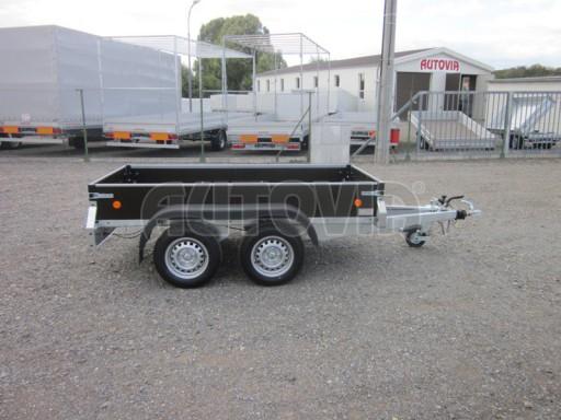 Přívěsný vozík za osobní auto ZV 26 2,0T B2 2,50x1,24/0,35 POČ* č.5