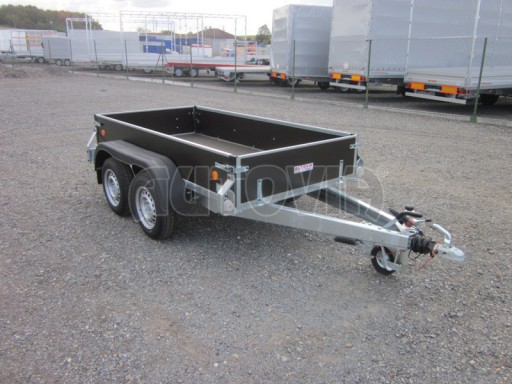 Přívěsný vozík za osobní auto ZV 26 2,0T B2 2,50x1,24/0,35 POČ* č.3