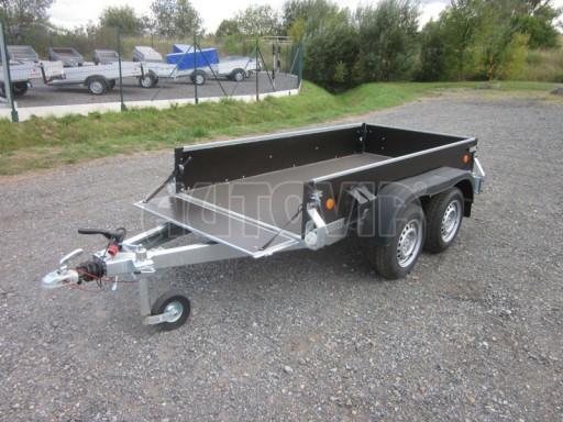 Přívěsný vozík za osobní auto ZV 26 2,0T B2 2,50x1,24/0,35 POČ* č.6