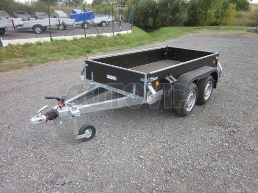 Přívěsný vozík za osobní auto ZV 26 2,0T B2 2,50x1,24/0,35 POČ* č.7