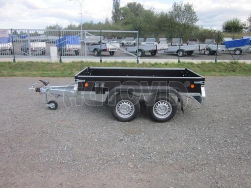 Přívěsný vozík za osobní auto ZV 26 2,0T B2 2,50x1,24/0,35 POČ* č.8