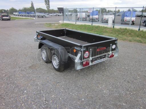 Přívěsný vozík za osobní auto ZV 26 2,0T B2 2,50x1,24/0,35 POČ* č.9