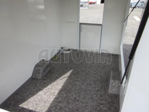 Prodejní stánek VA KIO 1,5T 2,97x1,87/1,90 č.4