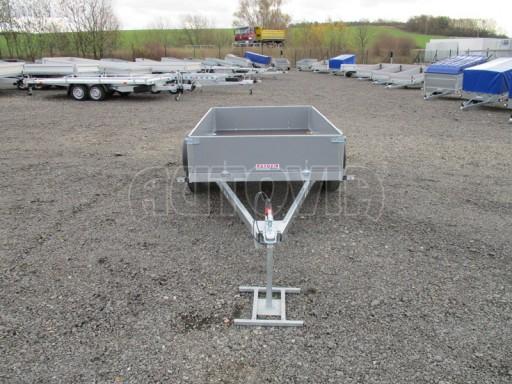 Přívěsný vozík za osobní auto PV 750kg N1 2,10x1,28/0,30 zes. náprava č.6
