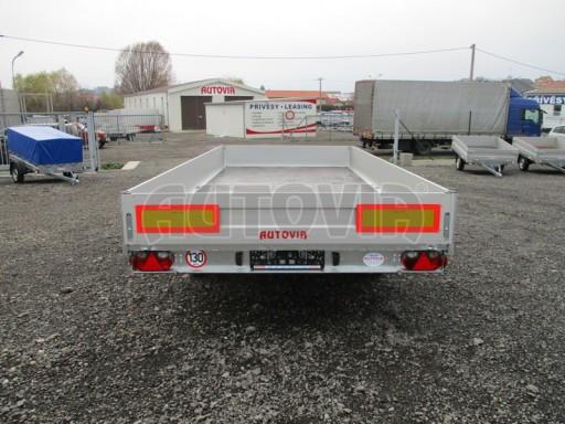 Třínápravový nákladní přívěs DN 3,5T B3 5,05x2,20/0,35 1350** č.6