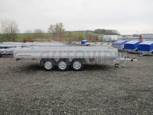 Třínápravový nákladní přívěs DN 3,5T B3 5,05x2,20/0,35 1350** č.8