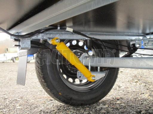 Překližkový přívěsný vozík ZV 27 750kg N1 2,50x1,48/0,35 LP POČ** č.6