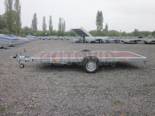 Jednoosý brzděný přívěs ZV 30 B1- 3,01/1,30/0,35** č.49