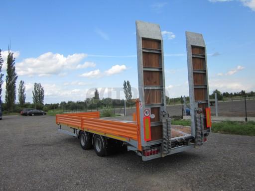 Vzduchem brzděný tandemový přepravník AVG 18T 7,70x2,48/0,40 č.8