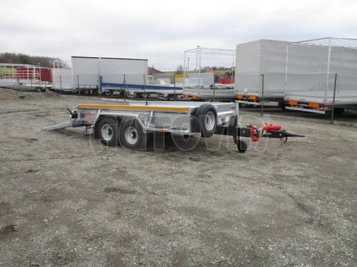 Přepravník mechanizace BT 5T 3,62x1,93/0,40* č.3