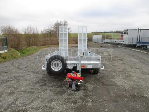 Přepravník mechanizace BT 5T 3,62x1,93/0,40* č.8