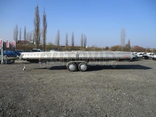 Bazarový nákladní přívěs MKD DN 3,5T B2 7,40x2,47/0,35 č.2