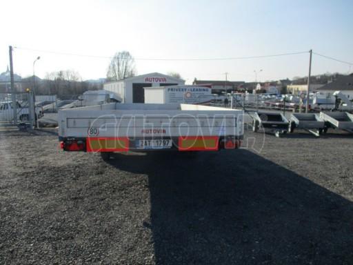 Bazarový nákladní přívěs MKD DN 3,5T B2 7,40x2,47/0,35 č.4