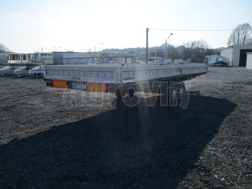 Bazarový nákladní přívěs MKD DN 3,5T B2 7,40x2,47/0,35 č.5
